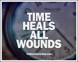 Time Heals All WOunds Quote Images
