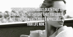 Top Comforting quotes about Death Images