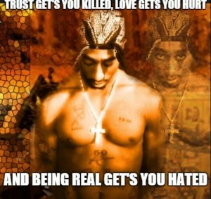 Tupac Truth Quotes Sayings
