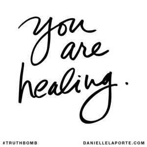 You are Healing Quotes Photos