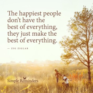 Zig Ziglar Picture Quotes on Happy People IMages