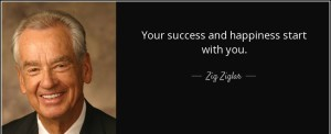 Zig Ziglar Quote on Happiness Pictures
