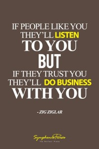 Zig Ziglar quotations on business images pics