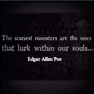 edgar allan poe quotes dark images
