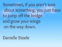 leap of faith danielle steel quotes images