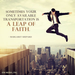 take a leap of faith quotes images