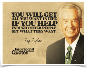 zig ziglar quotes helping others images