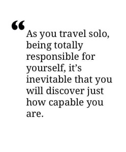 Best Solo Travel Quotes