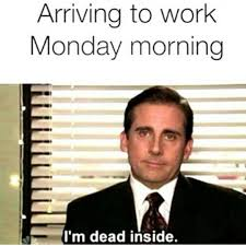Crazy Monday Meme