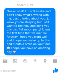 Cute Good Morning Text to girlfriend images