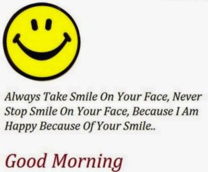 Cute Good morning text for girlfriend