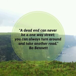 Dead End Road Quotes Images