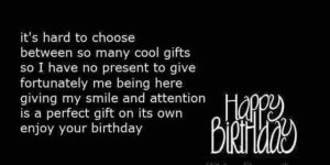 Funny Bday Wishes