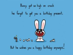 Funny Happy Birthday wishes for Facebook