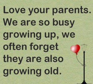 Growing Up Growing Old Quotes IMages