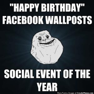 Funny Facebook BIrthday Memes Happy Birthday Meme