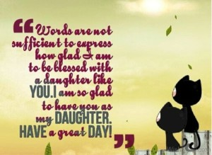 Have a Great Day Daughter Images