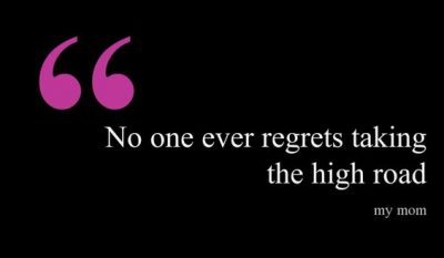 High Road Quotations