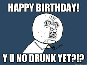 Hilarious Happy Birthday Meme