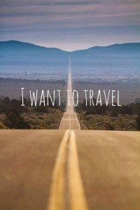 I want to Travel Quotes Images