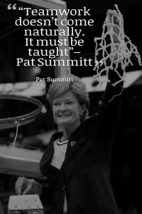 Leadership Quotes by Pat Summit Images