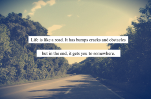 Life Road Quotes