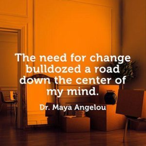 Maya Angelou Road Quotes