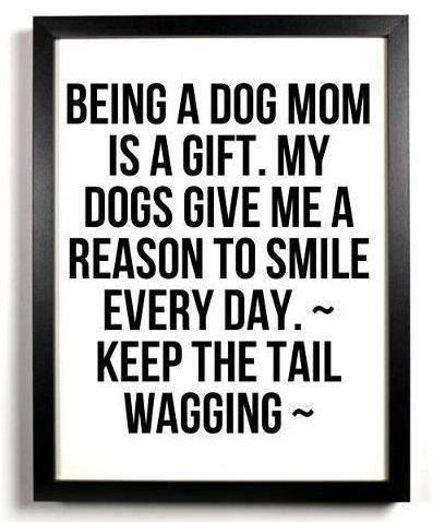 Quotes about Dog Mom with Images