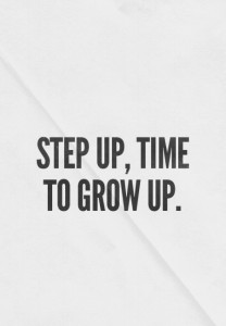 Time to Grow Up Quotes Images