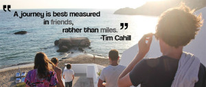Travel Quotes with Friends Image