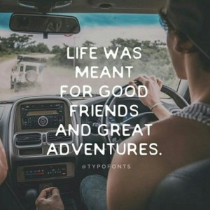 Travel and Friends Quotes