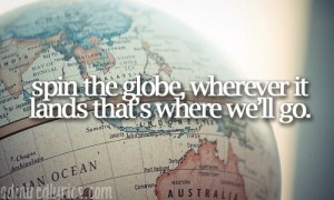 Travel the World Quote