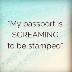 Travelling Abroad Quotes