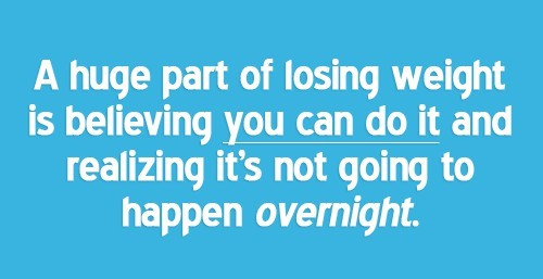 Best Encouraging Weight Loss Quotes