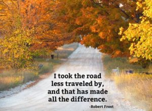 autumn road quotes