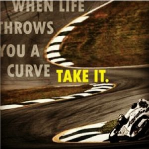 Curve Road Quotes