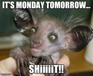 Its Monday tomorrow Meme