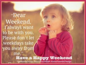 weekend special quotes