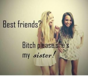 BFF Sister Quotes