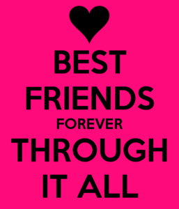 Best Friends Forever BFF Quotes