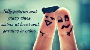 Crazy BFF quotes for girls