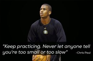 Encouraging Quotes for Basketball Players
