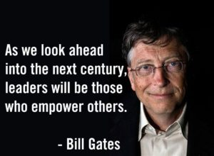 Famous Encouraging Quotes by Bill Gates