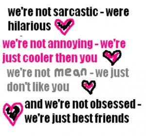 Hilarious BFF Quotes