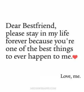 Love BFF Quotes