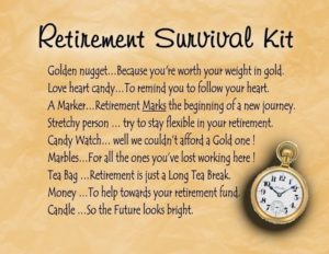 Retirement Well Wishes