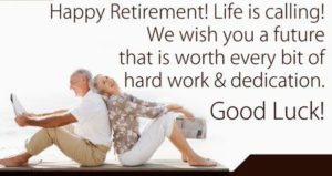 Retirement Wishes for Father in Law