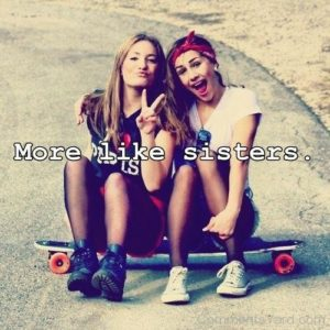 Sister BFF Quotes