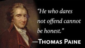 quotes by thomas paine