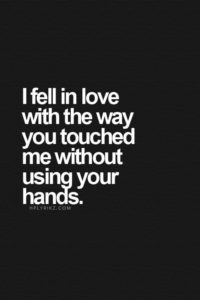 Sexy quotes for lovers